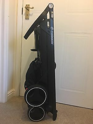 *NEW* Maxi Cosi New Loola Chassis Frame, Wheels And Basket ONLY *RARE* BLACK