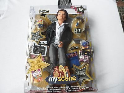 Barbie My Scene Ryan  Goes Hollywood By Mattel In 2005