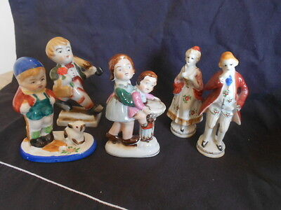 VINTAGE Lot of Made in Occupied Japan Figurines