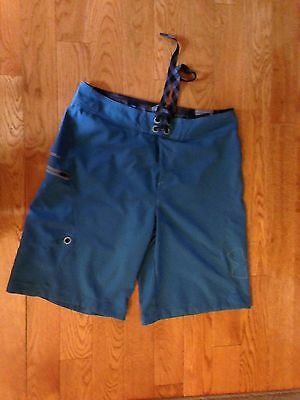 Men's Under Armour Board Shorts  Blue Size 34 FAST SHIPPING