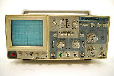 BK Precision 2160 2-Channel 60MHz Oscilloscope