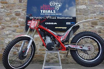2017 Gasgas Racing 250 **immaculate Condition** Used Trials Bike