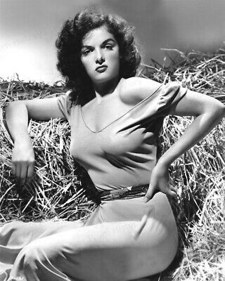 8x10 Print The Outlaw 1943 Jane Russell #2938JR