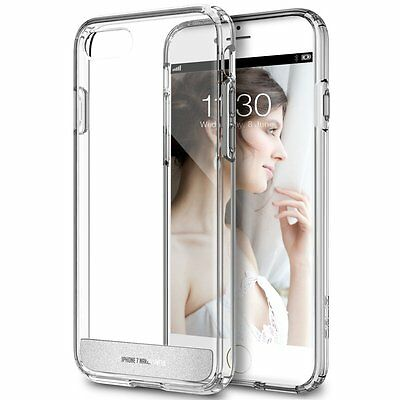 Iphone 7 Case Obliq Naked Shield Premium Clear Case & Kickstand High Quality