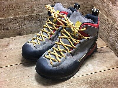 La Sportiva Women's Boulder X Mid Approach Shoes. Size UK 4.5 EUR 37.5