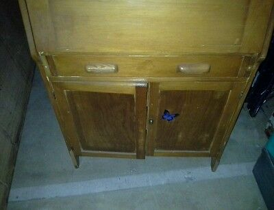 Old style writing desk