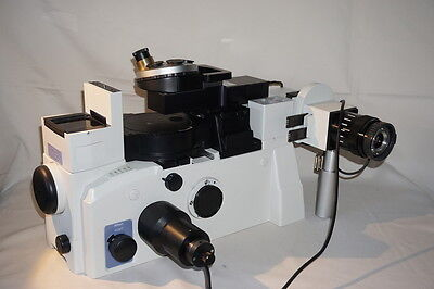 Nikon TE2000-U Microscope Base with Fluorescence and Motorized Prior Focus