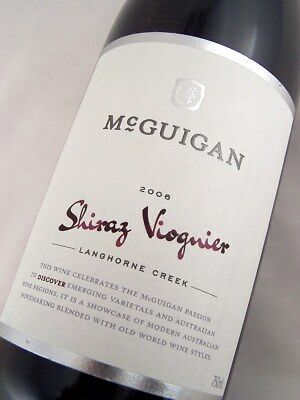 2006 McGUIGAN WINES Shiraz Viognier Isle of Wine