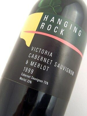 1999 HANGING ROCK Winery Cabernet Merlot Isle of Wine
