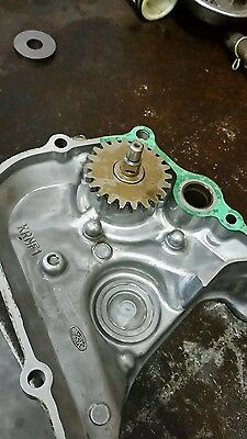 Honda crf 250 2009 water pump wrecking bike 250 450