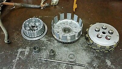 Honda crf 250 2009 clutch complete wrecking bike 250 450
