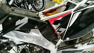 Honda crf 250 2009 airbox wrecking bike 250 450