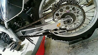 Honda crf 250 2009 swing arm wrecking bike 250 450
