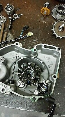 Honda crf 250 2009 stator wrecking bike 250 450