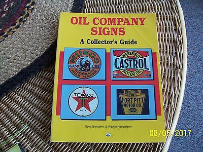 Gas & Oil Company Signs Publication.