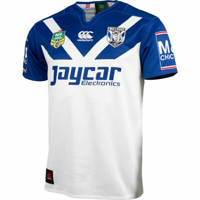 Canterbury Bankstown Bulldogs NRL CCC Home Jersey Adults & Kids Sizes!6