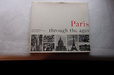 Paris Through The Ages  By Pierre Couperie,  Atlas Of Urbanism And Architecture