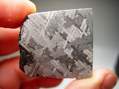 Low Price! Exquisite Etch! Terrific Toluca Iron Meteorite From Mexico! 61.9 Gms