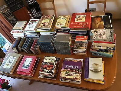 Bulk lot of books