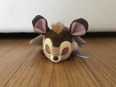 US Seller! Disney Store Japan Bambi Spring Forest Plush Keychain