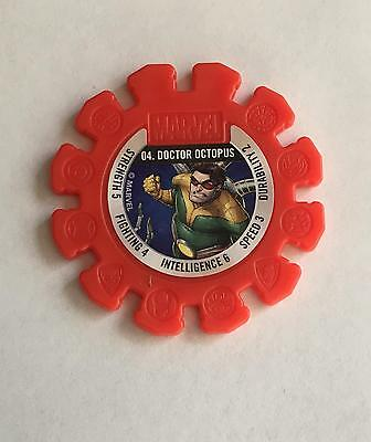 Woolworths Marvel Heroes Collectable Disc #04 Doctor Octopus $1 Combined Post Au