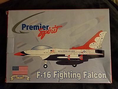 F-16 Falcon Die Cast Metal Model/Bank Collector Series
