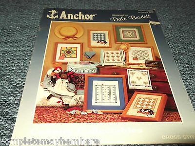 Country Collectables booklet SB501 - Anchor by Dale Burdett