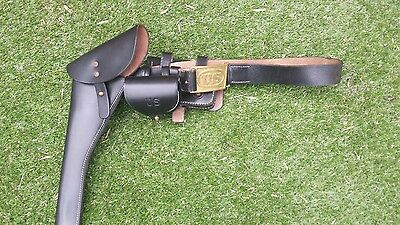 American civilwar /indian wars US Cavalry pistol belt set repro