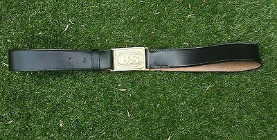 American civilwar /indian wars US Cavalry pistol belt and enlisted buckle large