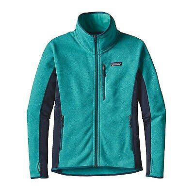 Patagonia Women's PERFORMANCE Better Sweater™ Fleece Jacket - Blue EPCB - M