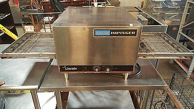 Lincoln Impinger Model: 1301 - Electric Countertop Conveyor Pizza Oven 208v 1 PH