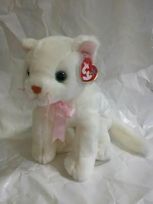 Ty Beanie Buddies Flip Cat 1999