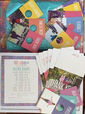 Lularoe Supplies For Consultants! Size Chart-Shopping Bags-Thank You Cards-Style