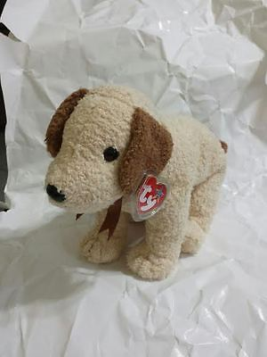 Ty Beanie Buddies Rufus Dog 2000
