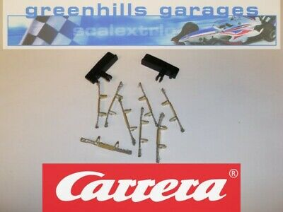 Greenhills Carrera Parts Pack Double Sliding Contacts / Braids / Brushes x 8 ...