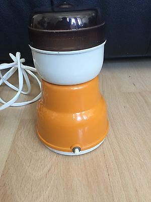 Vintage Moulinex  Electric Coffee Bean Spice  Grinder