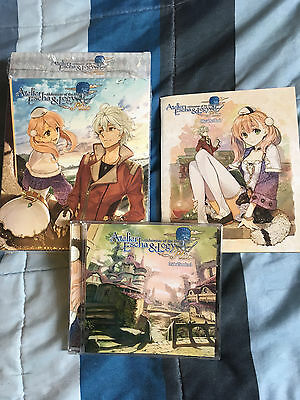 BOX NO GAME - Atelier Escha & Logy - Limited Edition Box