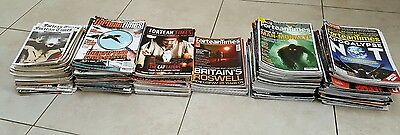 Large Collection of Fortean Times Magazines