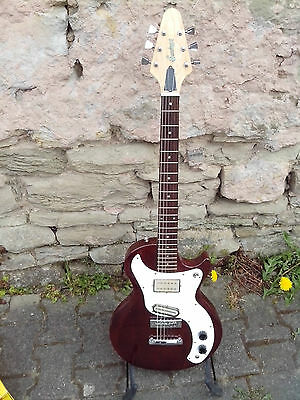 70er 70s vintage SANDNER Gibson Marauder copy Kopie Made in Japan