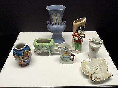 Made in Occupied Japan Vase Lot of