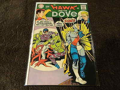 1968 MARVEL Comics The HAWK And The DOVE #1 STEVE DITKO Cover & Art - Rare - VG