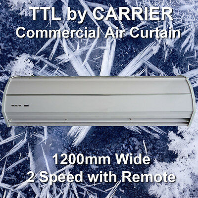 TTL 1200mm Heavy Duty Commercial Air Curtain with Remote