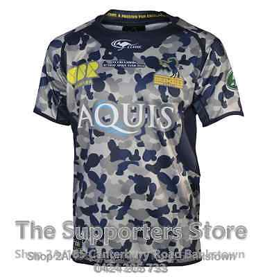 ACT Brumbies 2016 Limited Edition Anzac Jersey Sizes S-3XL! Official Super 15's!