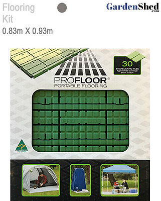 Garden Shed Raised Flooring Kit