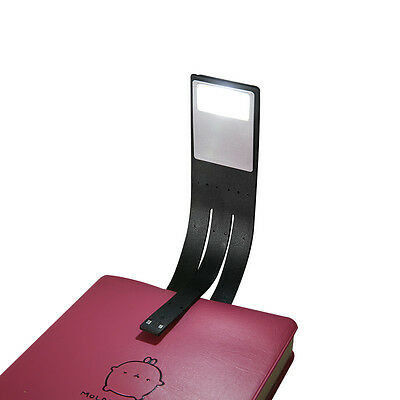 UK Rechargeable Led Book Light USB Adjust Reading Light Night Light Clip-on Book