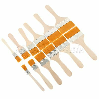 Artist Home Use Tool 1/12pcs Nylon Wooden Metal Oil Acrylic Painting Brushes