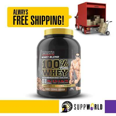 Max's 100% Pure Whey - Whey Protein Isolate Powder / Muscle Growth / WPI
