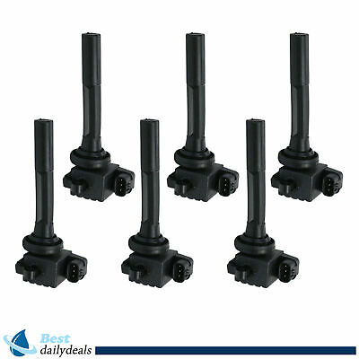 Set of 8 Ignition Coil on Plug Pack For Toyota Tundra Lexus Sequoia SC430 GX470