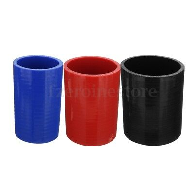100mm Silicone Hose Coupling Connector Pipe Silicon Rubber Tube Joiner Coupler
