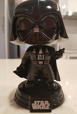Funko Pop Figure - Star Wars - Darth Vader - Force Grip Choke - Rogue One